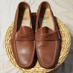 Allen Edmonds Revere loafers size US 9D